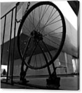 Wheel Art Canvas Print