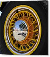 Wheel Nice Canvas Print
