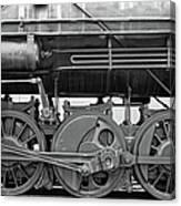Wheels Of Progress Canvas Print