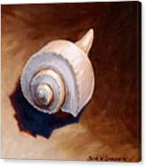 Whelk Canvas Print