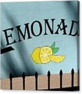 When Life Gives You Lemons Canvas Print