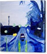 When Sonny Gets Blue Canvas Print