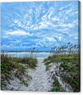 When We Had Dunes Canvas Print