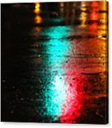 Whenever It Rains Canvas Print