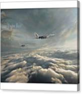 Where Eagles Dare Xxl Canvas Print