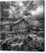 Where Ghosts Of Old Dwell And Hold Canvas Print
