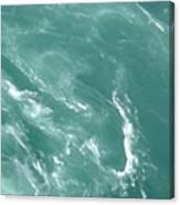 Whirlpools Canvas Print
