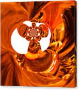 Whirls Abstract Canvas Print