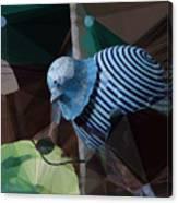 Whirly Bird Canvas Print
