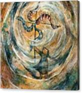 Whirlygig Canvas Print