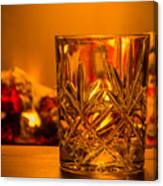 Whiskey In A Glass Canvas Print