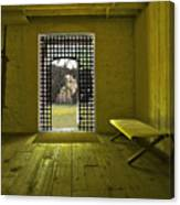 Whiskeytown Jail Canvas Print