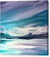 Whisper Canvas Print