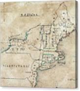 Whistler, United States.  Canvas Print