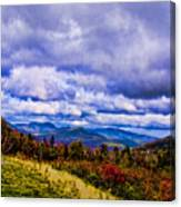 White Mountains Canvas Print