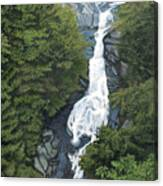 White Oak Canyon Canvas Print