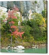 White River Arkansas Canvas Print