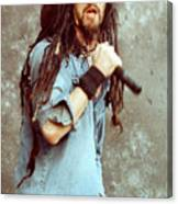 White Zombie 93-rob-0350 Canvas Print