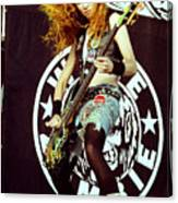 White Zombie 93-sean-0337 Canvas Print