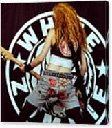 White Zombie 93-sean-0341 Canvas Print