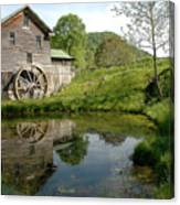 White's Mill Canvas Print