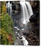 Whitewater Falls - Nc Canvas Print
