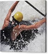 Whitewater Stretch Canvas Print