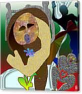 Whitout Title Canvas Print