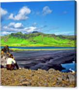 Wide View Canvas Print