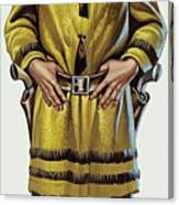 Wild Bill Hickok Canvas Print