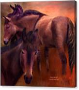 Wild Breed Canvas Print