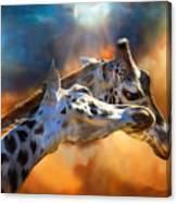 Wild Dreamers Canvas Print