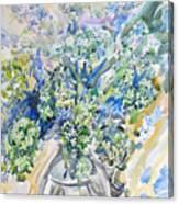 Wild Flowers #2 Canvas Print