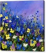 Wild Flowers 560908 Canvas Print