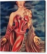 Wild Irish Rose Canvas Print