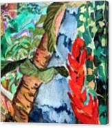 Wild Jungle Canvas Print