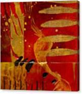 Wild Kingdom Canvas Print