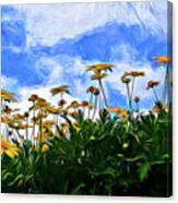 Wildflowers 11318 Canvas Print