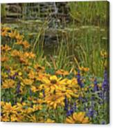 Wildflowers 3 Canvas Print