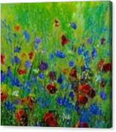 Wildflowers  560121 Canvas Print