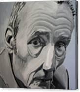 William Burroughs Canvas Print