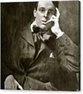 William Butler Yeats Canvas Print