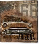 Williams Buick 2 Canvas Print
