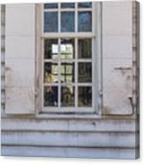 Williamsburg Window 86 Canvas Print