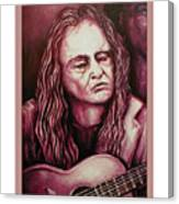 Willie The Print Canvas Print