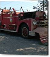Willig Collection 6 Fire Truck Canvas Print