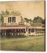 Wilson's Restaurant And Ice Cream Parlor Canvas Print