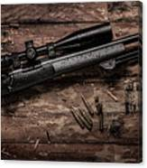 Winchester M70 Canvas Print