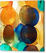Wind Chimes Canvas Print