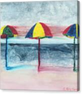 Wind Ensemble Canvas Print